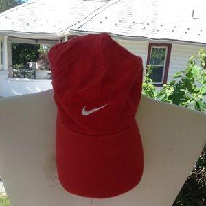Boys. Nike hat.